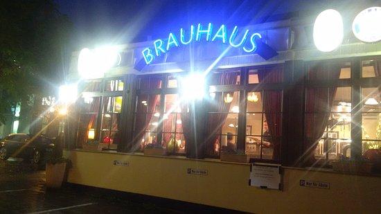Outside Brauhaus