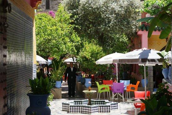 Cafe de la Noria Foto