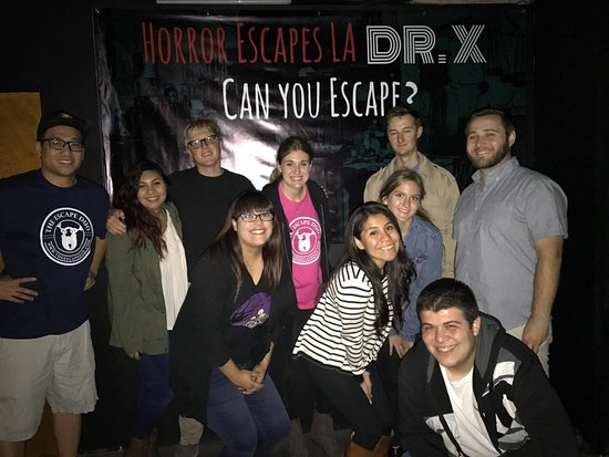 Horror Escapes LA