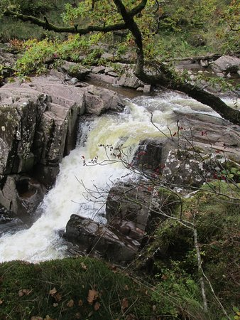 Callander, UK: A few snapshots--do not want to spoil it for future visitors, go and capture it for yourself!