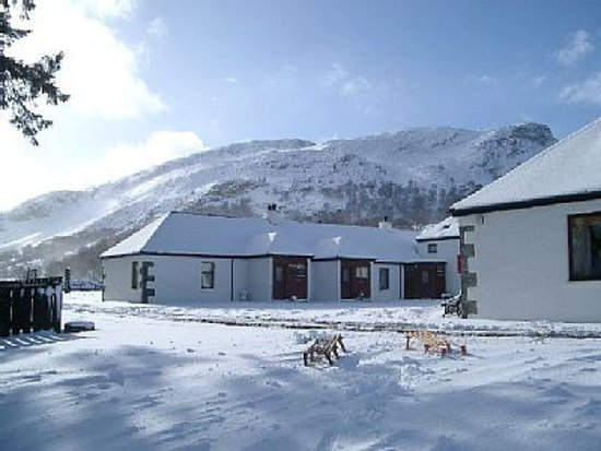Newtonmore, UK: Crubenbeg at Christmas