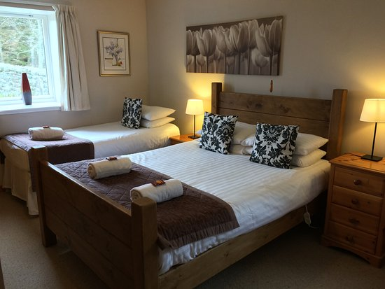 Newtonmore, UK: Cedar bedroom