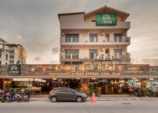 Chang Club Hotel Photo
