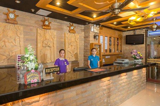 Chang Club Hotel Aufnahme