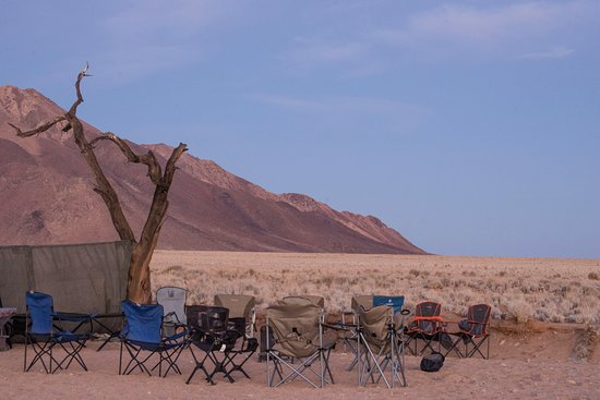 Namib-Naukluft Park, Namibia: One of the six campsites