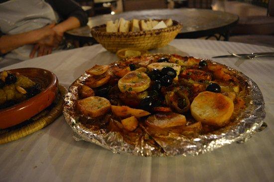 Riad Layla : The Yummy Fish Tajine