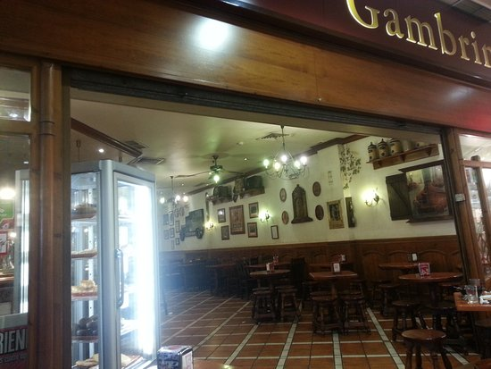 Gambrinus Nervion Plaza