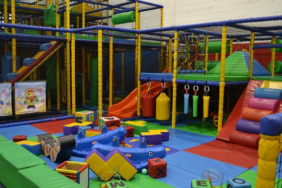 Indoor play area picture of cheeky charlies sunderland for Indoor fun for kids near me