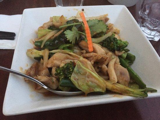 Wamberal, أستراليا: Good dinner