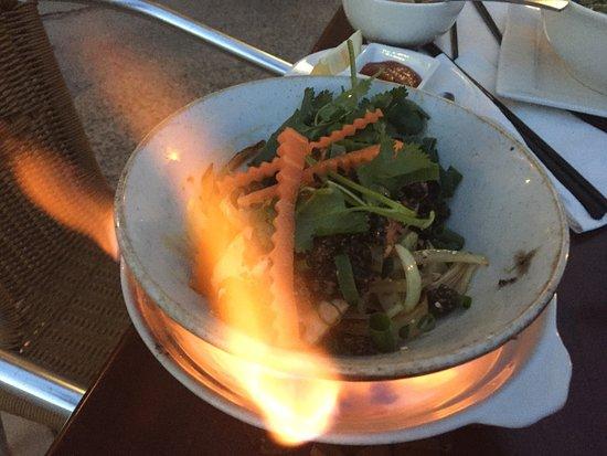 Wamberal, Australië: Good dinner