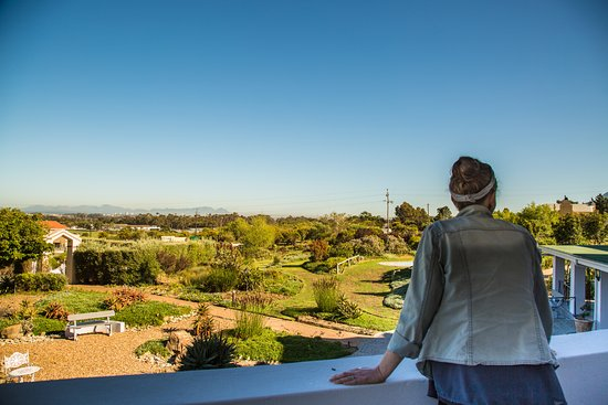 Gordon's Bay, Zuid-Afrika: From the Superior room with private balcony you have beautiful views