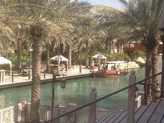 Jumeirah Al Qasr at Madinat Jumeirah: Wasserstrassen