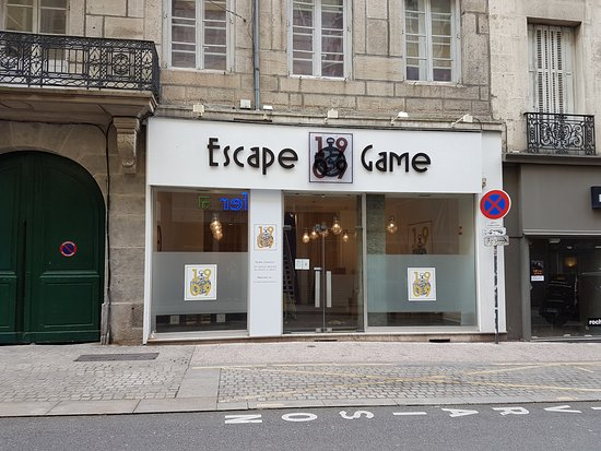 1909 Escape Game - Saint Etienne