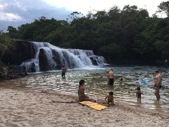 Rio Verde de Mato Grosso: local maravilhoso para banho