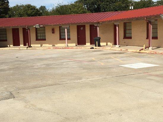 Γκρίνβιλ, Τέξας: Budget Inn Greenville