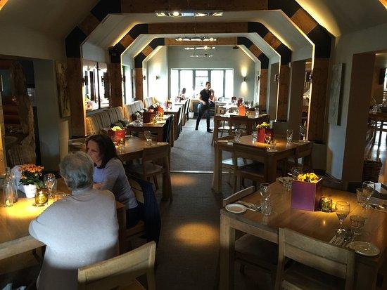 Stourbridge, UK: Main restaurant area
