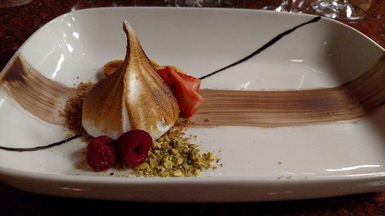 Walla Walla, Waszyngton: Dessert at Marc Restaurant