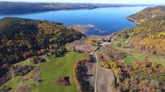 Saint-Fulgence, Καναδάς: Site exceptionnel Ford du Saguenay