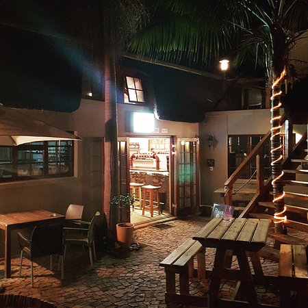 Wilderness, South Africa: Open til Late