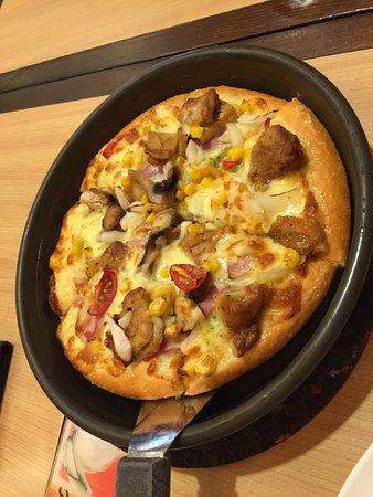 BeiJing Pizza Hut (DongZhiMen): Pizza