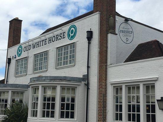 Stourbridge, UK: Pub external