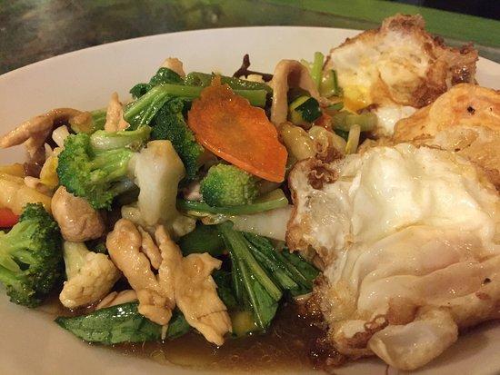 Pagode Thai Kitchen: Ich liebe die Pagode. Wer einmal in Thailand war, erkennt es sofort: Hier wird original thai gek