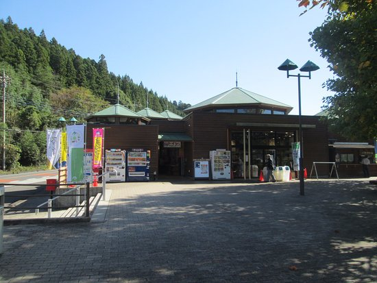 Michi-no-Eki Satomi
