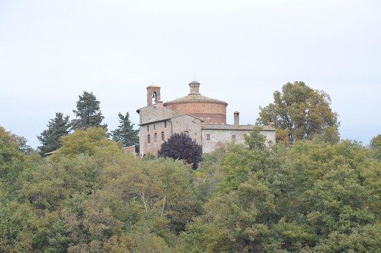 Chiusdino, Italia: Eremo