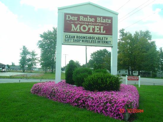 Der Ruhe Blatz Motel Image