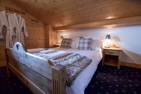 Sainte-Foy-Tarentaise, France : Double Room