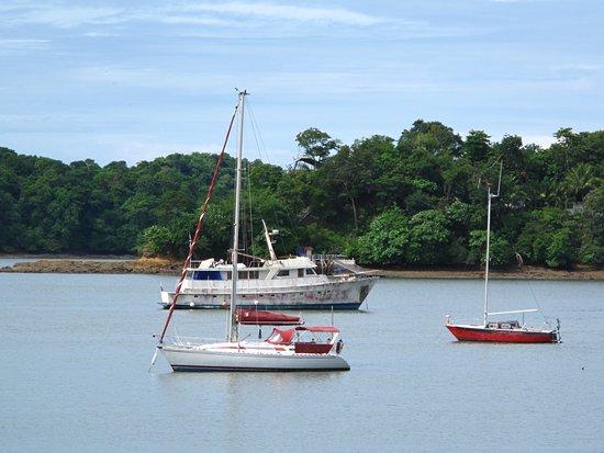Boca Chica, Panamá: Sailing