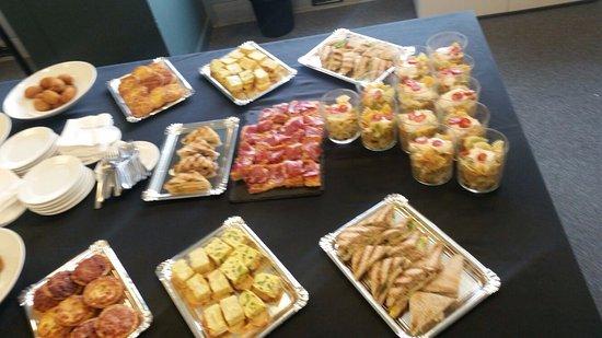 Sant Cugat del Valles, Spania: Catering