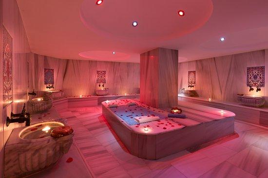 Sirkeci Mansion: spa center (hammam)
