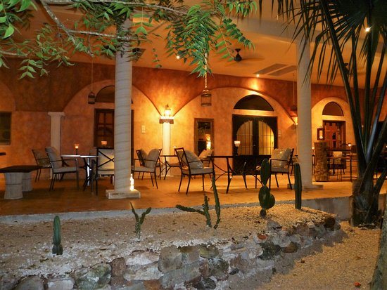 Hacienda Hotel Santo Domingo: Hacienda Bar &  Grill