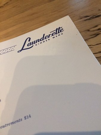 yummy drinks out in the patio picture of launderette austin