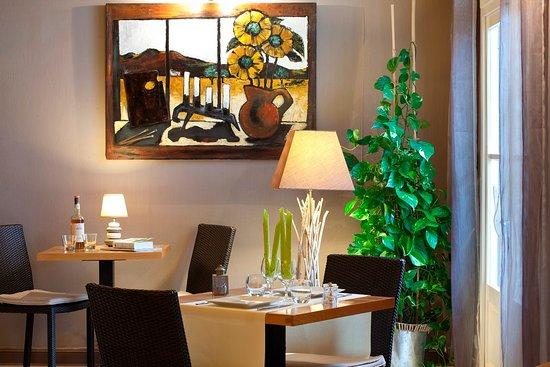 Salies-de-Béarn, Francia: Restau intérieur 4