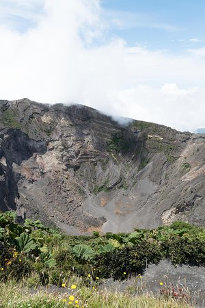 Provincia de Cartago, Costa Rica: The crater
