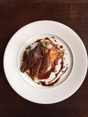 Pan Roast Duck Breast Picture Of Gusto Newcastle Newcastle