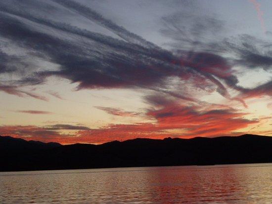 Lake Havasu City, AZ: Sunset