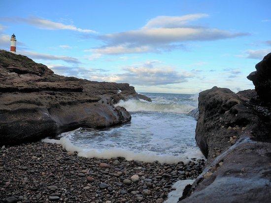 Tarbat Discovery Centre: Lighthouse Tarbat Ness