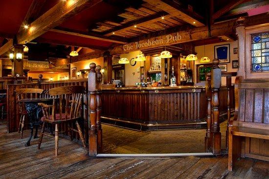 Badsworth, UK: The Jacobean Pub
