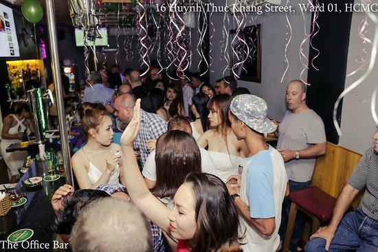 The Office Bar Saigon