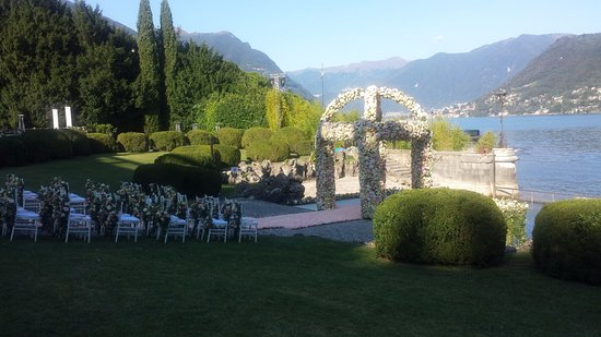 Laglio, Italy: Weddings....