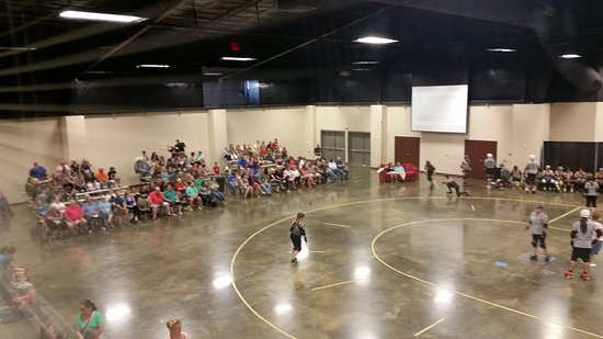 Roller Derby at the Nacogdoches County Exposition & Civic Center