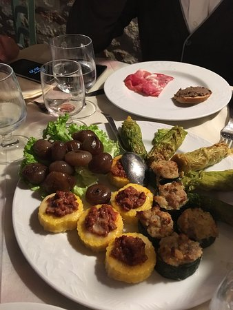 Civitella Paganico, Italia: Relax ed ottimo cibo
