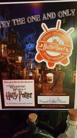 Temple, Τέξας: Butterbeer poster