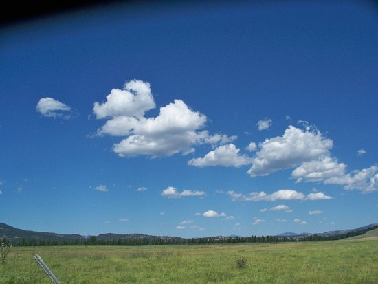 Greenough, MT: There's that Big Sky!