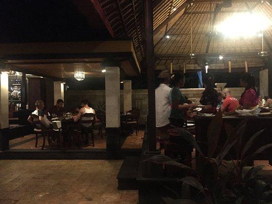 Tanjung Benoa, Endonezya: Restaurant