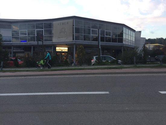 Straszyn, Polen: Miejsce warte odwiedzenia na szybki i niedrogi obiad