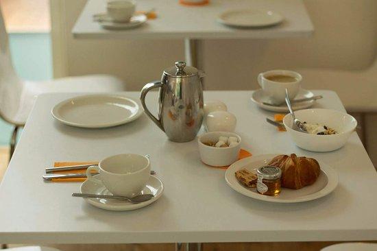 B+B Belgravia: Breakfast